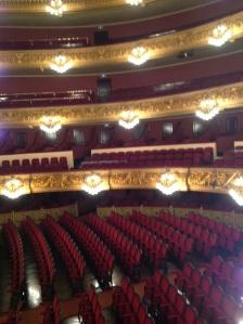 Barcelona opera house